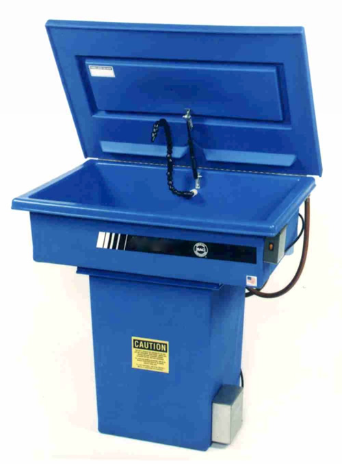 Product image of an High Density Polyethylene Parts Washer